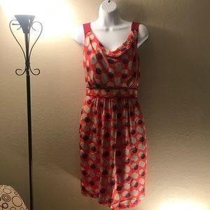 Anthropologie Moulinette Soeurs Sleeveless Dress